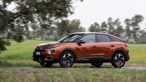 La nouvelle Citroën C4 lancée en Italie