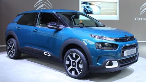 Rendez vous demain pour les premiers essais du Citroën C4 Cactus restylé