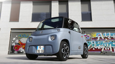 Citroën AMI: Second in sales of quadricycles in France