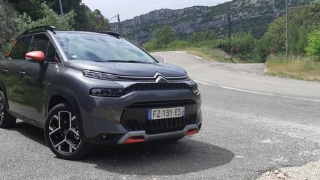 Citroën C3 Aircross restylé : Essai de la version puretech 130 EAT6