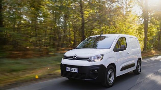 Trois prix de plus pour le Citroën Berlingo Van