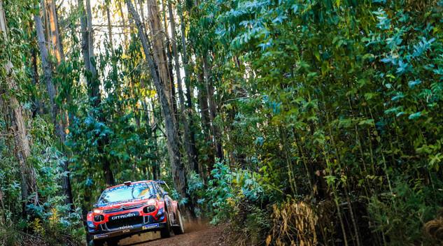 WRC - Citroën déterminé à finir la saison de la meilleure des façons