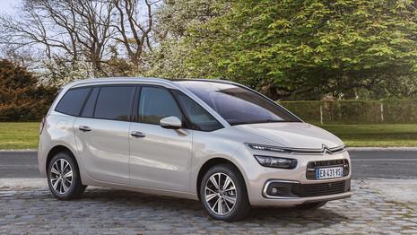 Le Citroën Grand C4 Spacetourer,meilleur monospace d'occasion par le magazine What car ?