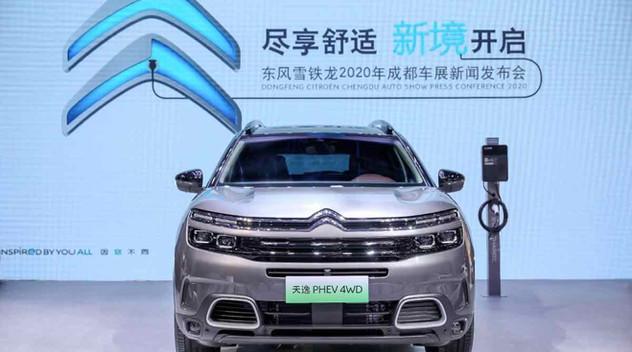 Citroën se relance en Chine malgré les difficultés