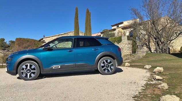 Essai Citroën C4 Cactus par Turbo (M6)