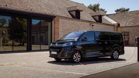 Citroën ouvre les commandes du Spacetourer électrique