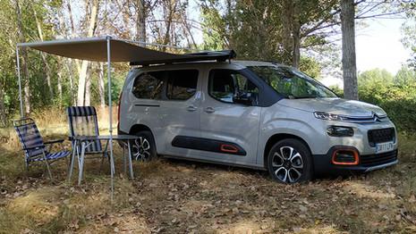 Essai du Citroën Berlingo by Tinkervan : van aménagé compact, pratique et astucieux