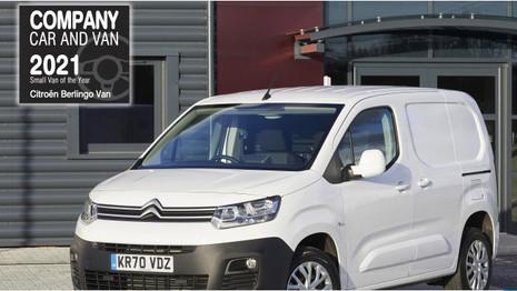 Deux prix pour Citroën au Royaume-Uni