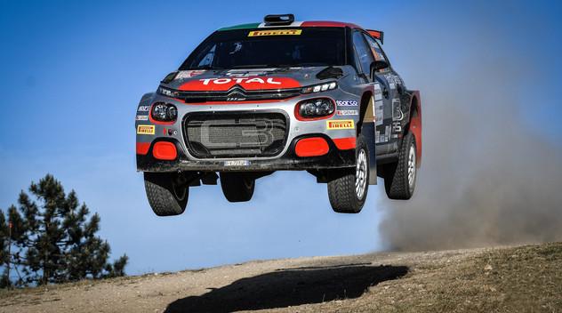 Citroën sacré Championne d'Italie grâce à la C3R5