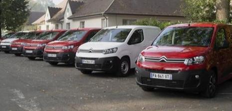 Onze mois 2020 - Marché utilitaires FRANCE : Le Citroën Berlingo en forme