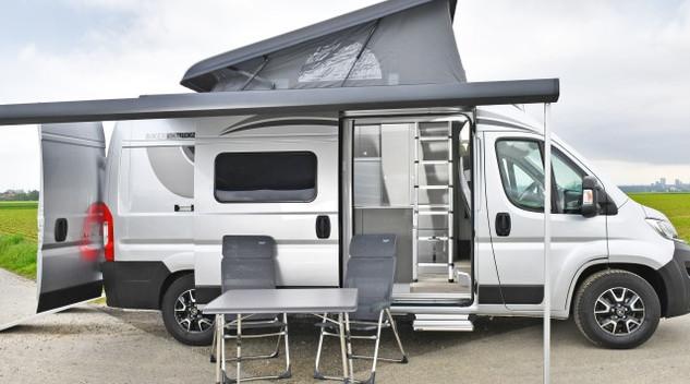 Citroën présente deux nouveautés au Caravan Salon 2019