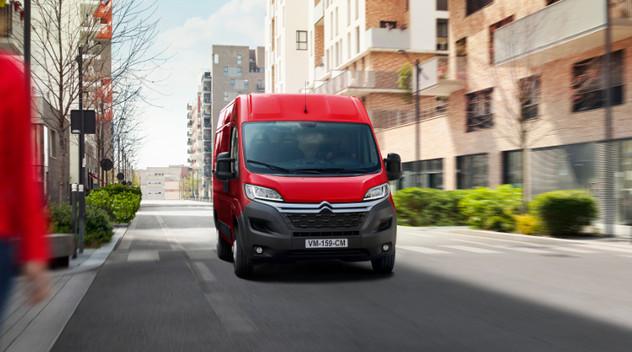 Citroën actualise la gamme Jumper : Nouvelles finitions et nouveaux moteurs