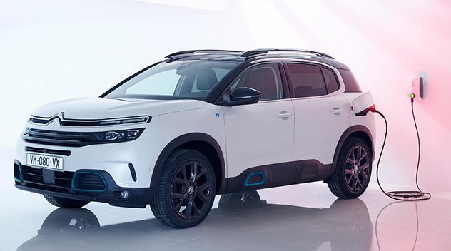 Citroën C5 Aircross Hybrid : Le SUV en classe ë-confort