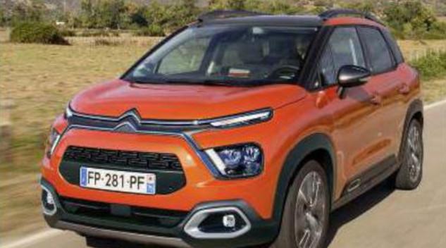 Futur Citroën C3 Aircross restylé : comme ça ?