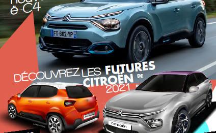 Le Mag N°6 est en ligne : Dossier spécial futures Citroën
