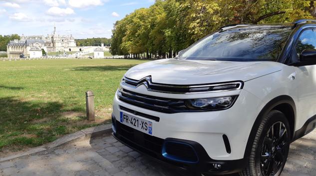 Essai Citroën C5 Aircross Hybride : tout son sens