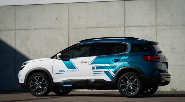Citroën C5 Aircross hybride : Bientôt présenté ?