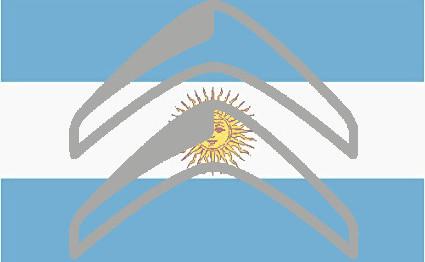 Neuf mois 2021 - Marché auto ARGENTINE