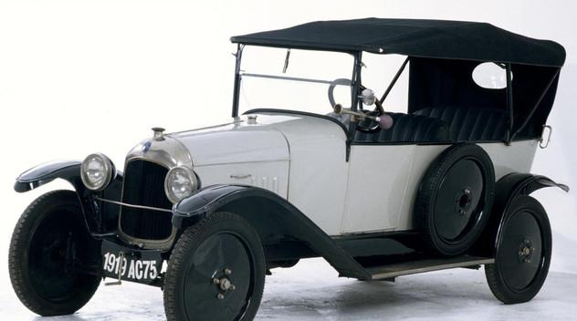 Spéciale Centenaire Citroën - La Type A : Première Citroën