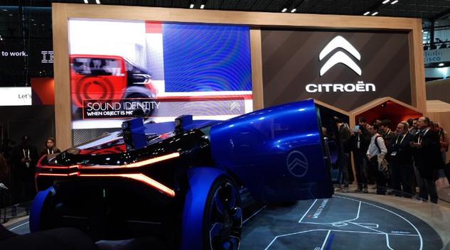 Vivatech : le stand Citroën