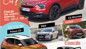 Nouveau : le huitième numéro de Passionnément Citroën le Mag est en ligne