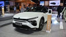 Citroën C5 X: Entdecken Sie es auf der Shanghai Motor Show
