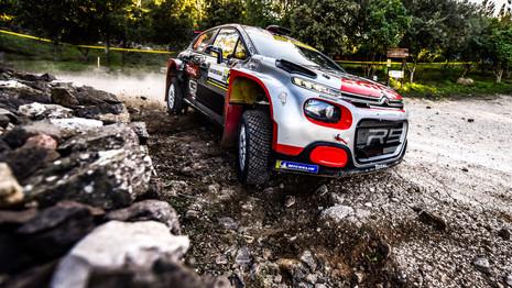 Citroën compte sur Mads Ostberg pour un deuxième titre en WRC2