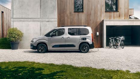Citroën met à jour les Berlingo et Spacetourer en Espagne