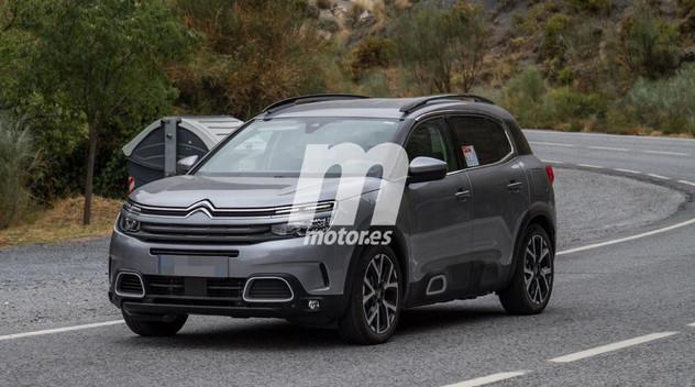 Le Citroën C5 Aircross Hybrid surpris en test