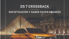 Le DS 7 Crossback meilleure vente premium en Argentine en Janvier 2021