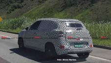 La future Citroën C3 de nouveau aperçue au Brésil