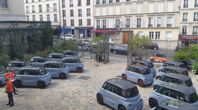 La Citroën AMI à l'essai dans Turbo et Automoto ce dimanche