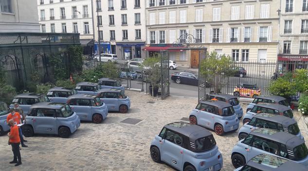 Essai Citroën AMI : Fenêtre sur la ville