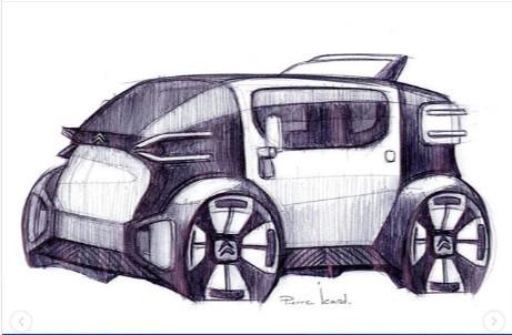 Citroën Ami One concept: rencontre avec son designer, Pierre Icard