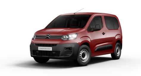 Citroën présente la gamme du nouveau Berlingo Van