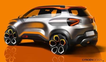 Futures Citroën : Le programme C-Cubed peut être fabriqué en Argentine