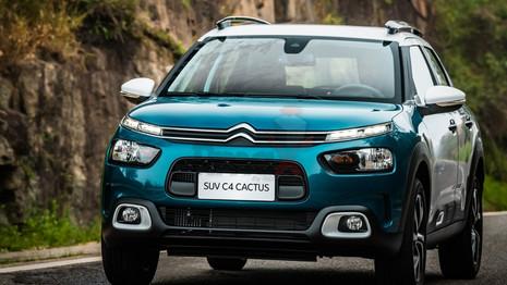 Deuxième prix en Amérique Latine pour le SUV Citroën C4 Cactus