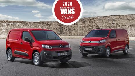 Citroën plus forte hausse au Royaume-Uni sur les véhicules utilitaires