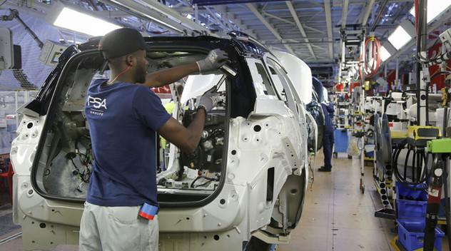 Le Citroën C5 Aircross hybride déjà sur les chaînes de l'usine de Rennes
