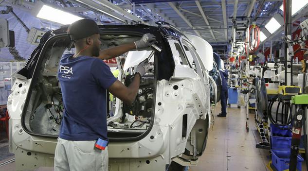 PSA : L'usine de Rennes a repris la production