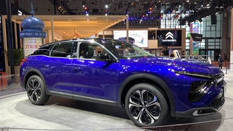 Citroën C5X: A certain ambition in China