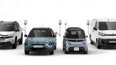 Citroën conforte sa place dans les ventes de véhicules électrifiés