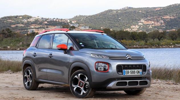 Comparatif SUV : Le Citroën C3 Aircross affronte le VW T-Cross