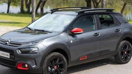 Le Citroën C4 Cactus désigné meilleur SUV au Brésil