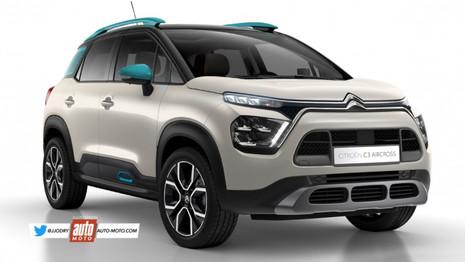 [A portée de phares] Citroën restyle ses SUV