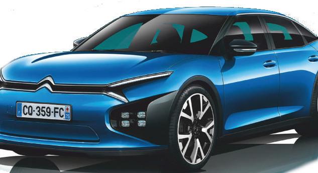 Future Citroën C5 : moins prometteuse que CXpérience ?