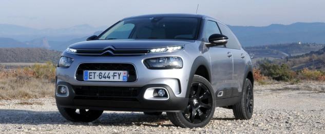 Essai Citroën C4 Cactus : Presse Néerlandaise