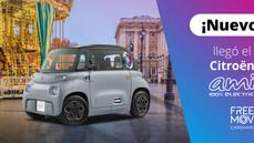 Citroën AMI : Elle arrive chez Free2Move à Madrid