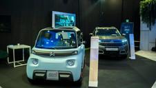 Un salon en ligne pour Citroën Belgique