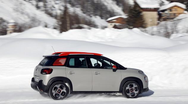 """Portugal : Le Citroën C3 Aircross est élu """"Meilleur SUV urbain de l'année"""""""